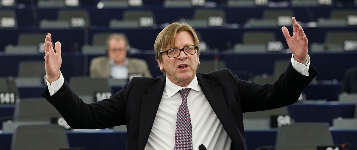 Guy Verhofstadt says Con Club members should get full access to Europe after Brexit